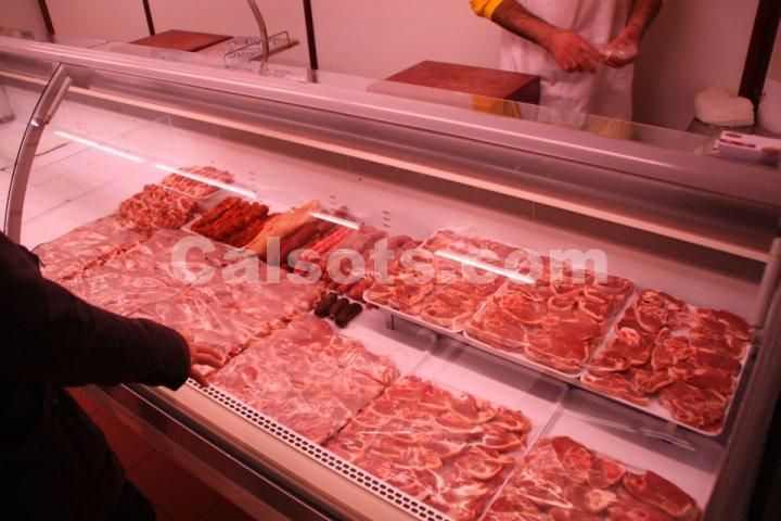 Comprar carne en Valls