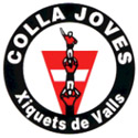 Logotip de la Colla Joves Xiquets de Valls