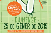 Gran Fiesta de la Cal�otada en Valls, 25 de enero de 2015
