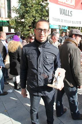 Jaume Solé, de la Juncosa del Montmell.