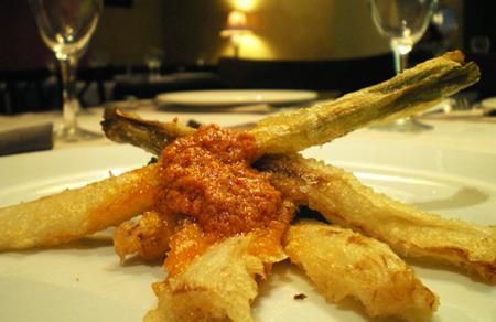 Receta de Calçots en gulanina.es