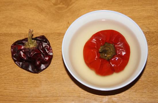 Ñoras, el ingrediente secreto de la salsa de calçots