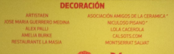 Calsots.com als crèdits de la pel·lícula Ocho apellidos catalanes