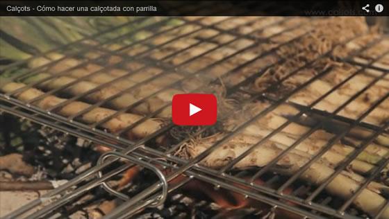 Video - Com fer una calçotada amb graella