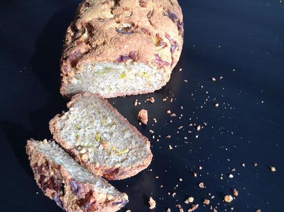 Pan de calçots, en recetas con calçots